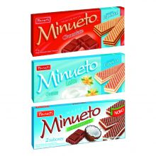 WAFER MINUETO